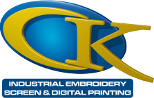CK Embroideries Logo large
